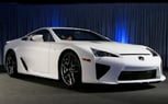 Video: Lexus LF-A Revealed With Wild Nürburgring Driving