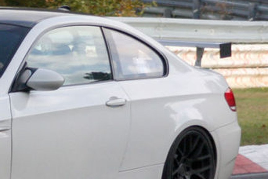 Spied: Possible BMW M3 CSL Model Caught on Nürburgring