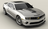 SEMA Preview: Callaway Builds Hendrick Motorsports 25th Anniversary Camaro SS With 582-hp