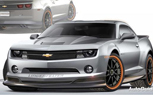 SEMA Preview: 750-hp Lingenfelter Camaro to Debut in Hotchkis Booth