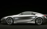 Tokyo Preview: Lexus Confirms Two-Seat Supercar Concept Will Debut at Tokyo Auto Show