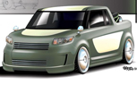 Report: Scion Previews xB Tuner Challenge Cars for SEMA