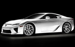 Report: Lexus to Lease, Not Sell LFA Supercar to Avoid Speculators