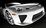 Video: Lexus LFA Takes to the Track in New Promo Video