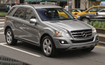 Report: Mercedes Launches Lease-Only ML450 Hybrid