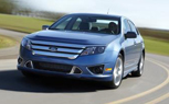 Report: Ford Fusion Breaks into Top 10 With Best Sales Year Ever