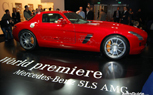 LA Preview: Mercedes SLS AMG Flagship to Make North American Debut in Los Angeles