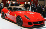 Report: Ferrari Preparing Hard Core 599 GTO Inspired by 599XX