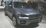 LA Peview: BMW's Hugely Powerful, But Not So Efficient, X6 Hybrid Headed to Los Angeles
