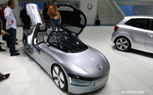 LA Preview: Volkswagen Bringing 170-MPG L1 Concept to LA Auto Show