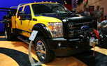 SEMA 2009: 2011 Ford Super Duty DeWALT Contractor Concept Could be a Transformer