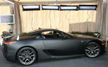 LA Preview: Lexus LFA Supercar to Make North American Public Debut in Los Angeles