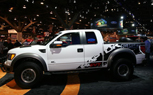 SEMA 2009: Ford Unveils 411-hp F-150 SVT Raptor and 500-hp FR Raptor XT for Off Road Racing