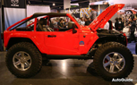 SEMA 2009: Mopar Jeep Lower Forty Is Ready for the Rocks