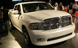 SEMA 2009: Mopar Dodge Ram Bianco Ready to Take on Ford F-150 Platinum