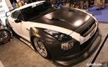 SEMA 2009: AIT Racing Delivers Carbon Fiber Widebody Nissan GT-R