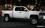 SEMA 2009: Chevy Silverado ZR2 Concept Gets Supercharged LS Engine, Carbon Fiber Body Parts