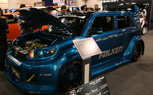 SEMA 2009: Mummbles Marketing xB Wins 2009 Scion Tuner Car Challenge