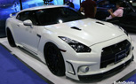 SEMA 2009: WALD Black Bison GT-R Debuts at Aftermarket Expo