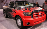 SEMA 2009: Toyota Tundra Hot Rod Gets Rock and Roll Treatment