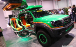 SEMA 2009: Toyota Tacoma All-Terrain Gamer Might Be the Most Ridiculous Thing at SEMA