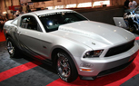 SEMA 2009: 2010 Cobra Jet Mustang Debuts at Aftermarket Expo in Las Vegas