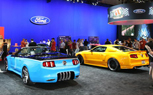 SEMA 2009: Ford's Massive Mustang Presence at SEMA in Detail
