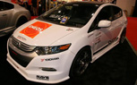 SEMA 2009: Modified Honda Insight Makes Sure Prius Isn't the Only Tuned Hybrid at SEMA