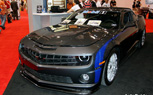 SEMA 2009: Hennessey HPE700 is a Camaro, ZR1 Love Child