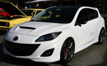 SEMA 2009: Turbo Mazda3 and Tuned MazdaSpeed3 Defy SEMA Norm By Going Clean and Less Extreme