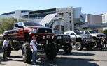 SEMA 2009: The Trucks of the SEMA Show