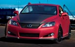 SEMA 2009: Lexus Tuners Build Four Custom IS350 Convertibles