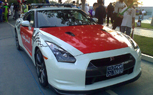 Report: World's First R35 Nissan GT-R Police Car On Duty in Abu Dhabi