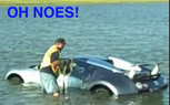 Video: Actual Bugatti Veyron Saltwater Lagoon Crash Caught on Tape