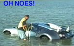 VIDEO: Bugatti Veyron Pulled From Saltwater Lagoon After Crash