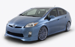 SEMA 2009: Toyota to Display Two Modified Priuses by Five Axis