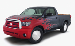 SEMA 2009: Toyota Tundra Hot Rod Revealed Ahead of SEMA Debut