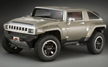 Report: Hummer Planning H4 to Rival Jeep Wrangler