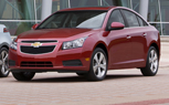 LA Preview: Chevy Cruze to Debut in Los Angeles With 40-MPG Four-Cylinder Engine