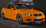 Report: BMW Unveils Light Weight M3 GTS With 450-hp