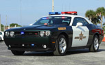 Report: Broward Country Sheriff's Office Unveils Dodge Challenger R/T Cruiser