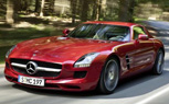 Report: Mercedes Considering Expanding AMG Ranks With Baby SLS