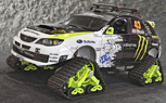 SEMA 2009: Subaru Builds Rally-Prepped WRX STI With Even More Grip