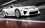 Video: Lexus LFA Takes to The Track in Japanese Commercial