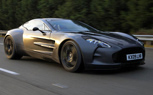 Report: Aston Martin One-77 Hits 220-MPH In Initial Testing