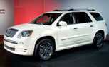Report: 2011 GMC Acadia Gets High-End Denali Trim