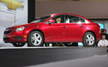 LA 2009: Chevy Cruze Officially Debuts in North America