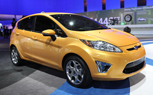 LA 2009: U.S.-Spec Ford Fiesta Officialy Debuts in Los Angeles With Most of its Euro-Spec Goodies Intact