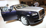LA 2009: Rolls-Royce Shows Off New 'Entry Level' Ghost Model in Los Angeles