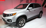 LA 2009: 2011 Kia Sorento Debuts in LA, Marks Korean Automaker's First U.S. Built Vehicle